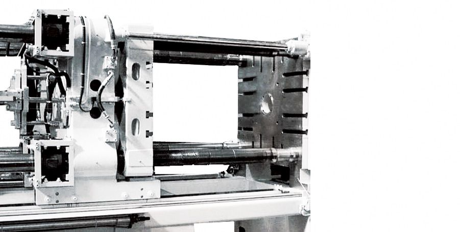 FLEXIBLE CHANGE TO OPENING STROKE & MOULD THICKNESS