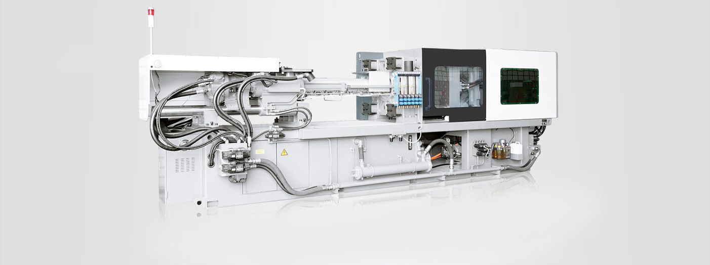 PET Preform Manufacturing Machine