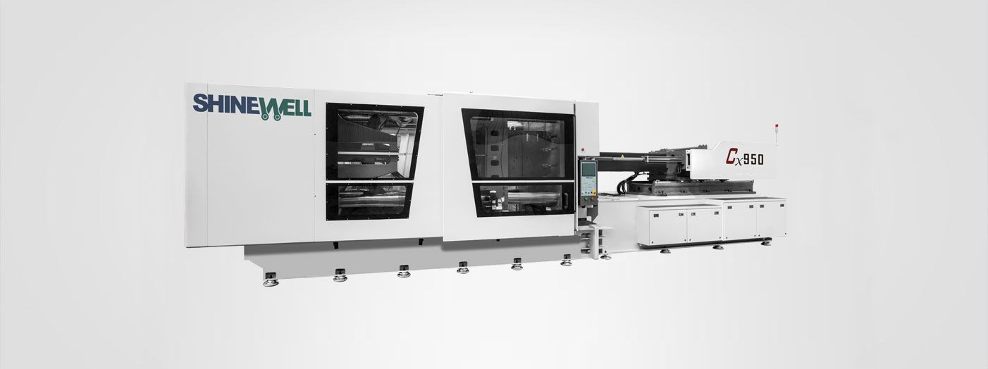 Toggle Energy Saving Injection Molding Machine Cx950